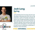 Reactive spring with Josh Long